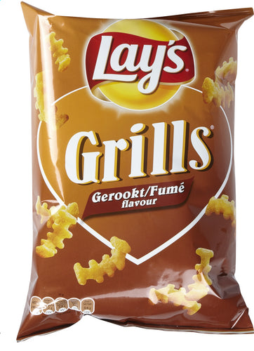LAY'S Grills smoked 125g