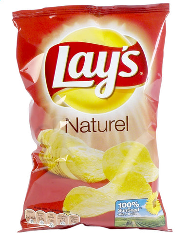 LAY'S chips natural 45g