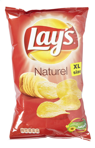 LAY'S chips naturel 250g
