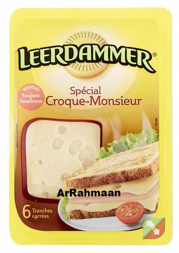 LEERDAMMER Cheese croque monsieur sn. 150g
