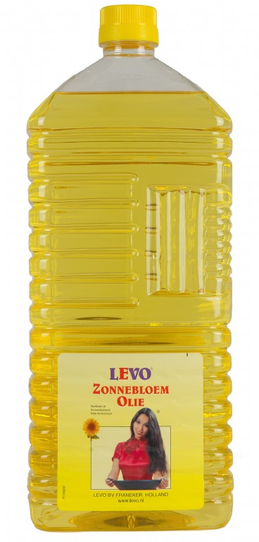 LEVO Sunflower Oil 1L
