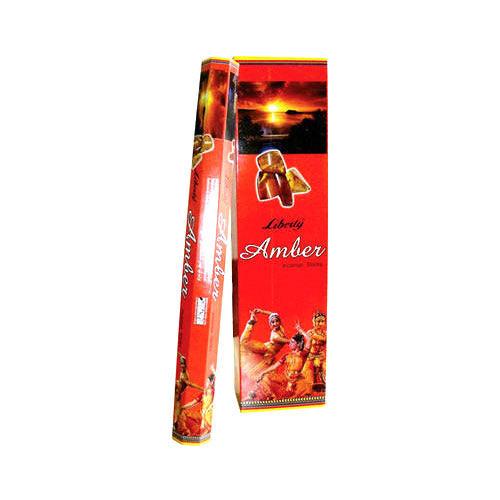 LIBERTY Incense Sticks Amber (20 Sticks)