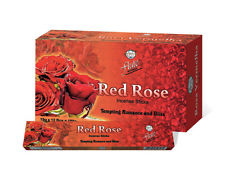 LIBERTY Incense Sticks Red Rose (20 Sticks)