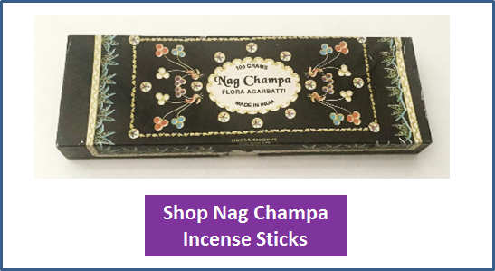 LIBERTY Incense sticks Nag Champa (20 Sticks)