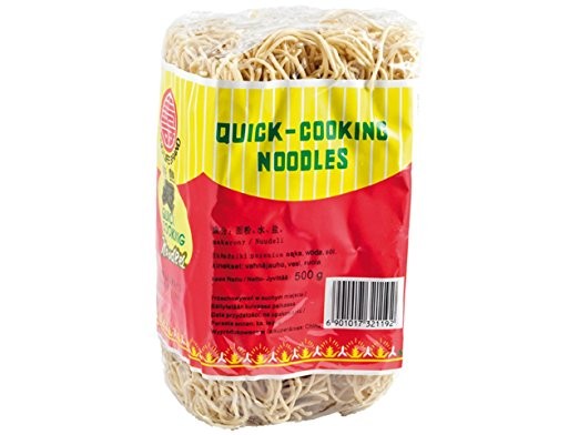 LONG-LIFE Quick Cooking EGG Noodle 500g