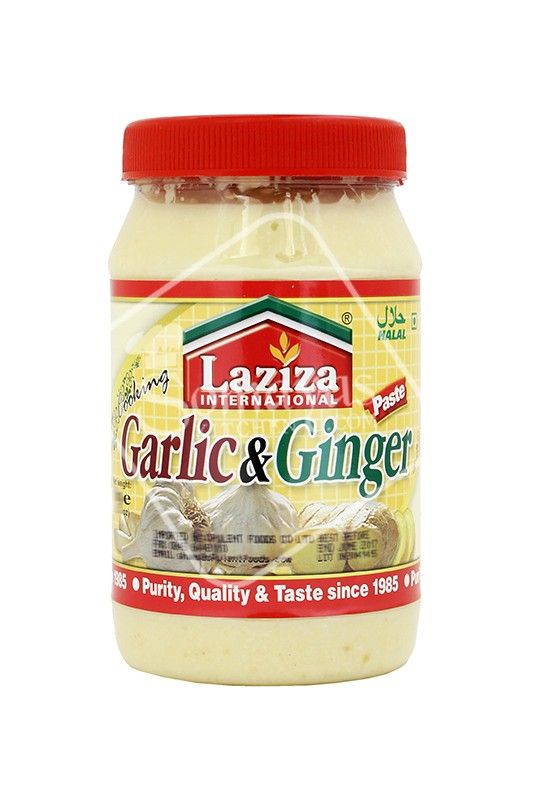 Laziza Garlic and Ginger Paste 330g