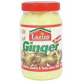 Laziza Ginger Paste 330g