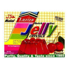 Laziza Jelly Cherry 85g