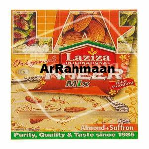 Laziza Kulfi Khoya Mix - Almond and Saffron 152g