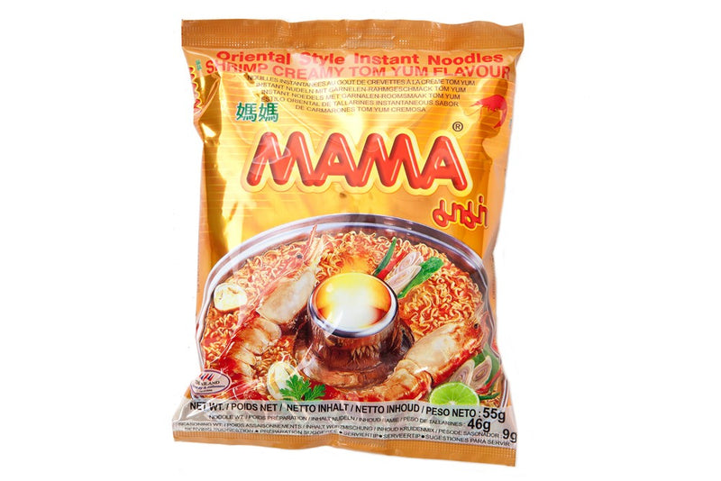MAMA Inst. Noodle Creamy Tom Yum 55g