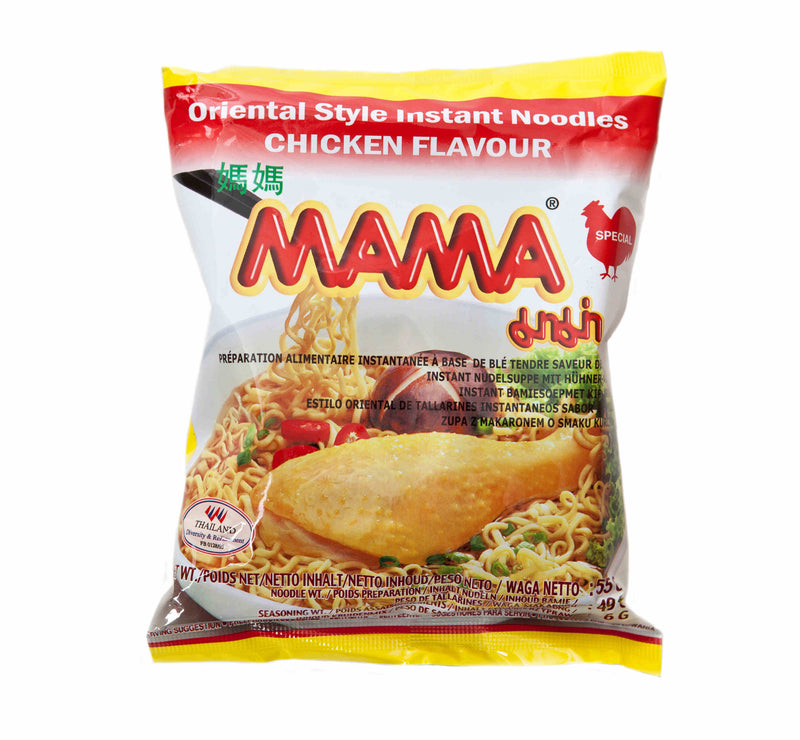 MAMA Instant Noodle Chicken 55g