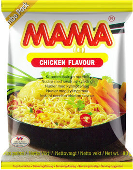 MAMA Instant Noodle JUMBO Chicken 90g