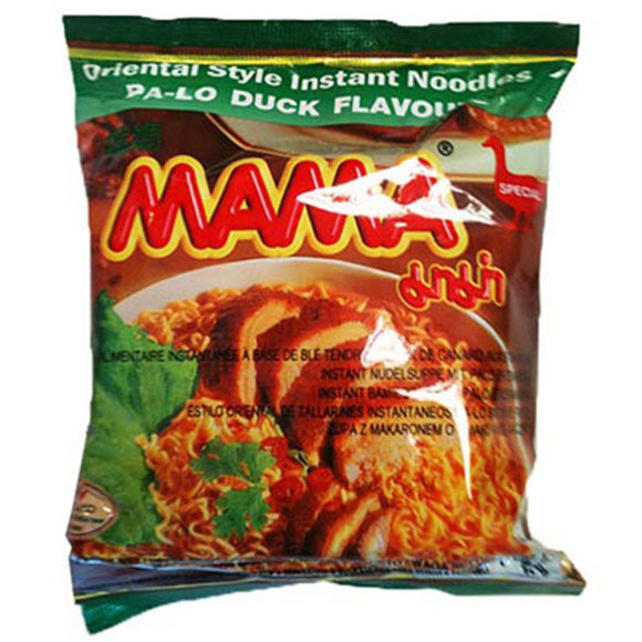 MAMA Instant Noodle Pa-Lo Duck 55g