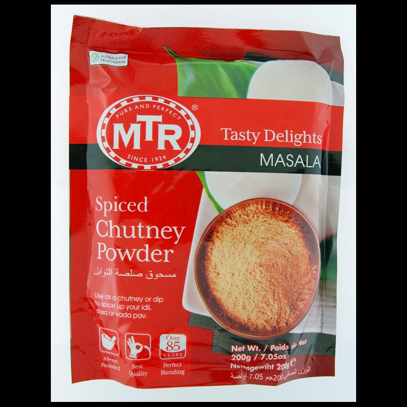 MTR Spiced Chutney Powder - 200g