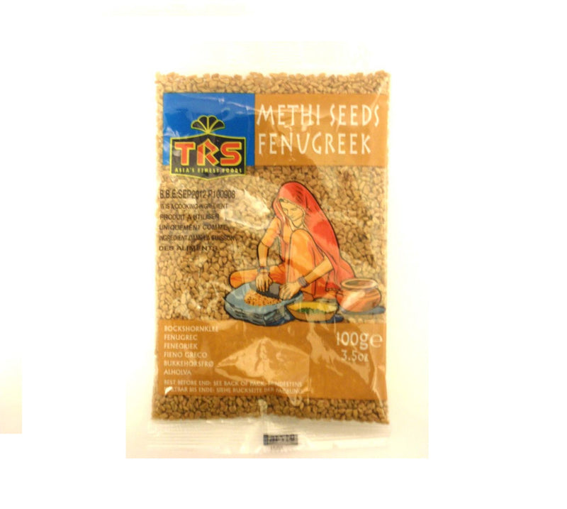 TRS Methi Seeds (Fenugreek) 100g