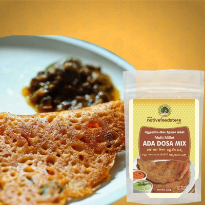 Nativefood store Multi Millet Ada Dosa Mix 200g