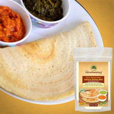 Nativefood store Chola Dosa mix 200g