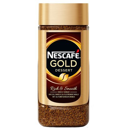 NESCAFE Gold dessert solvent coffee 200g