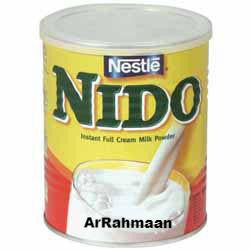 Nido Instant Cream Milk Powder  400g