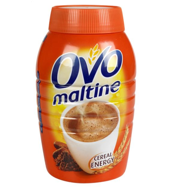 OVOMALTINE Reinforcing cocoa drink 800g