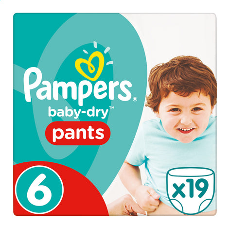 PAMPERS Pants 6 (16+ kg) 19 diaper pants