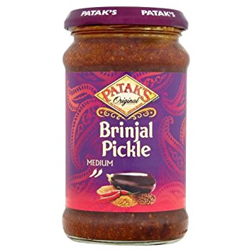 PATAK Brinjal Pickle 312g