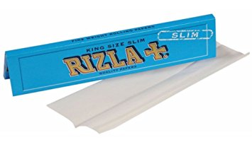 Rizla+ Blue Blister Smoking role paper