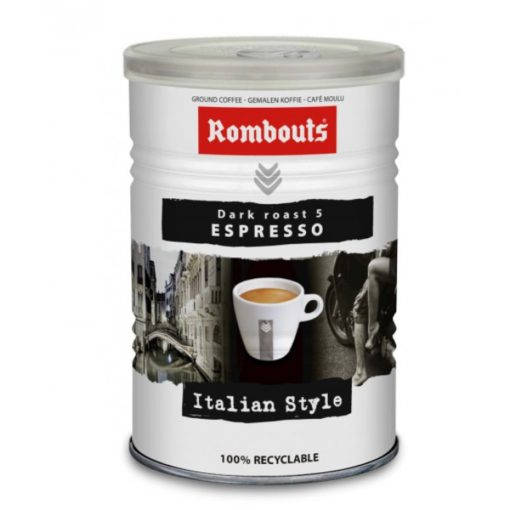 Rombouts Italian Style Ground Coffee 250g