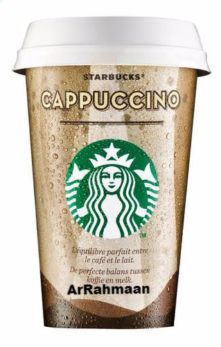 STARBUCKS DISCOVERIES Cappuccino 220ml