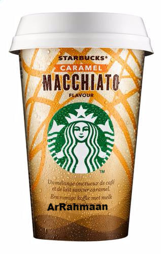 STARBUCKS DISCOVERIES Cara.-Macch. 220ml