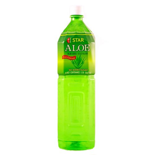 STAR Aloe vera Juice Natural 1.5L