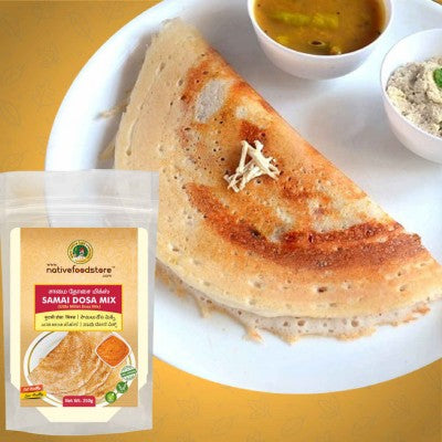 Nativefood store Samai (Little Millet) Dosa Mix 200g