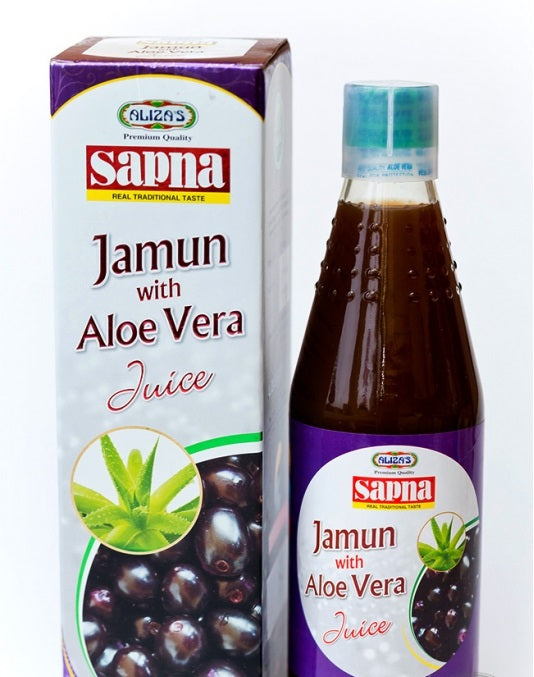 Sapna Jamun and Aloe vera Juice 750ml