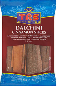 TRS Cinammon Sticks Chinese (Dalchini) 50g