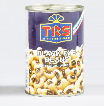TRS Canned Boiled Black Eye Beans 400g