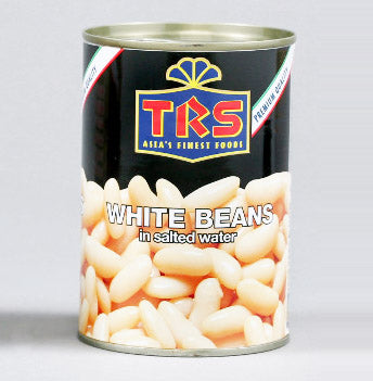 TRS Canned Boiled Butter Beans 400g