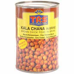 TRS Canned Boiled Kala Chana 400g