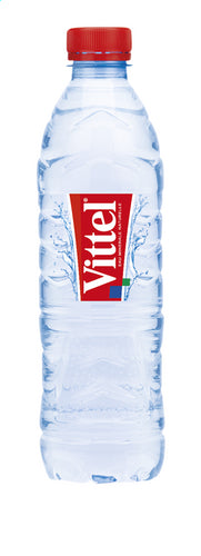 VITTEL natural mineral water 500ml