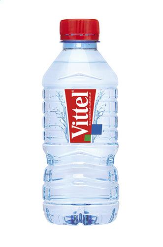 VITTEL natural mineral water 330ml