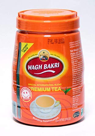 Wagh Bakri Premium Leaf Tea Export Pack 1kg