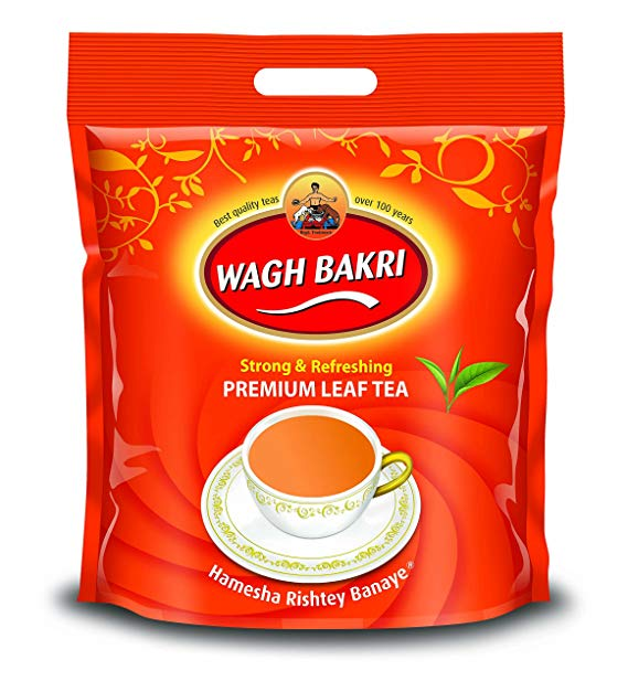 Wagh Bakri Premium Leaf Tea Poly Pack 1kg