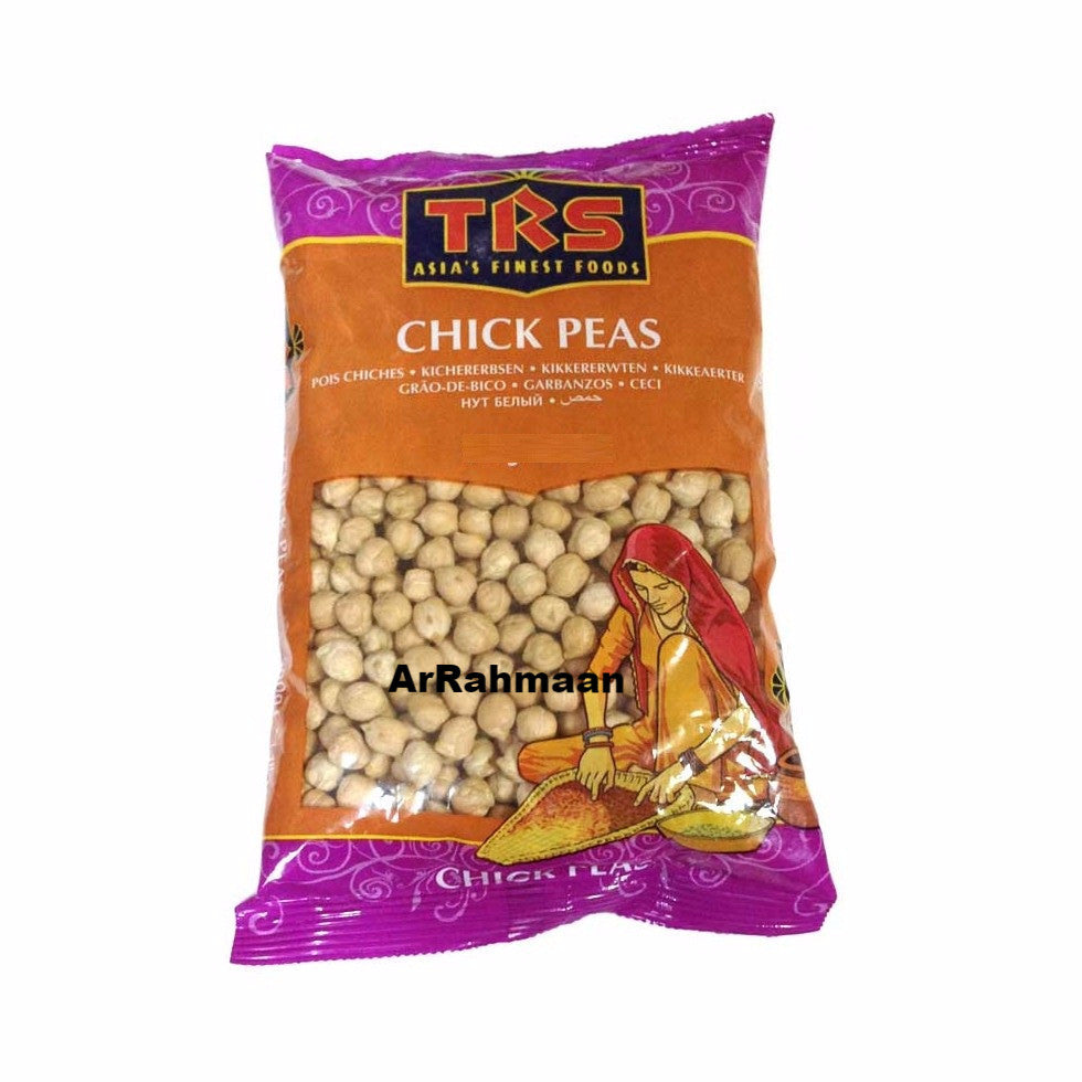 TRS White Chick-Peas 2kg