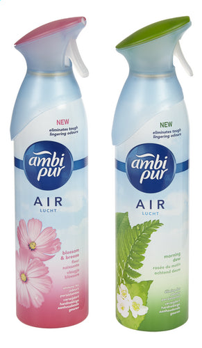 AMBI PUR AIR morning dew / blossom 300ml