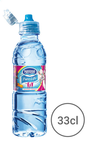 Nestle pure life natural mineral water 330ml