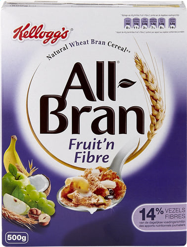 KELLOGG'S ALL-BRAN Fruit A Fiber 500g