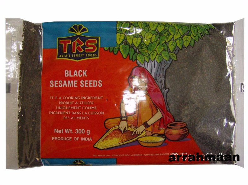 TRS Sesame Seeds Black	300g