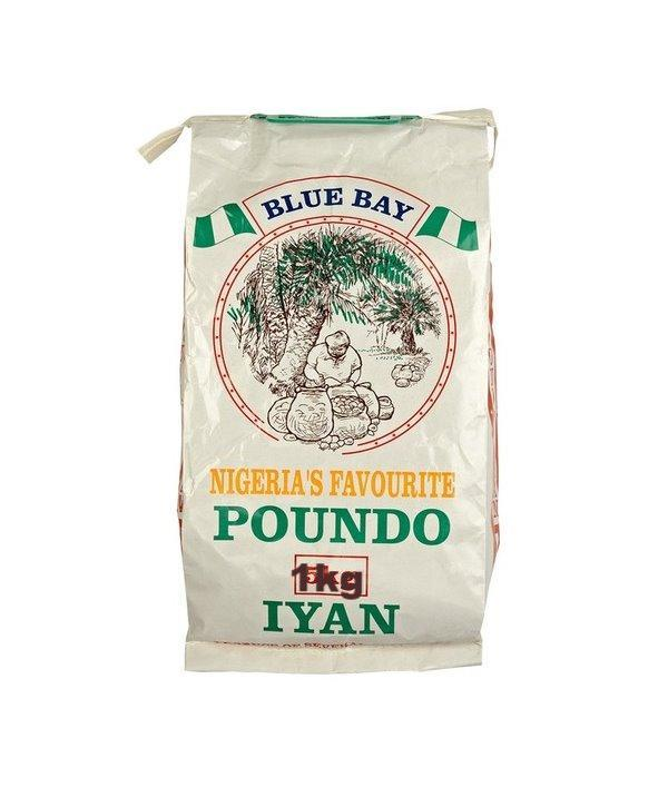 Blue Bay Pounded Yam 1Kg