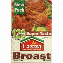 Laziza Chicken Broast Masala 120g