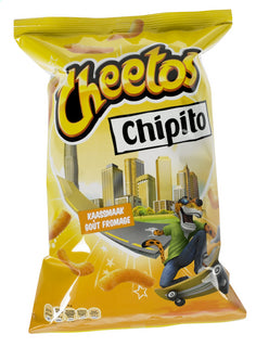 CHEETOS CHIPITO cheese flavor 115g