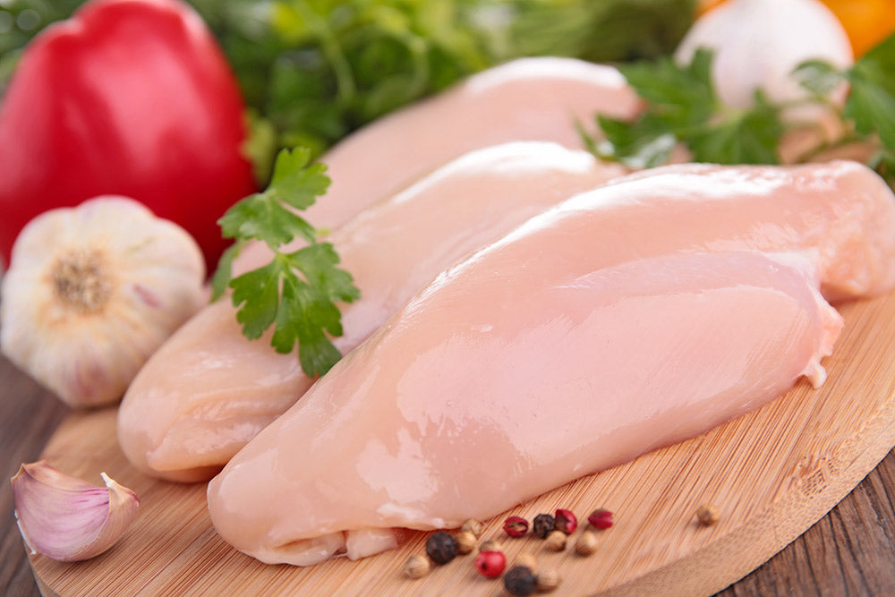Chicken Fillets - No Skin 1Kg